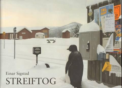 Bilde av Streiftog - bok av Einar Sigstad