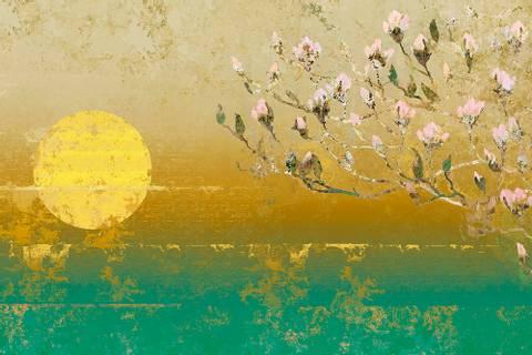 Bilde av Solhilsen av Maria Natalie Skjeset