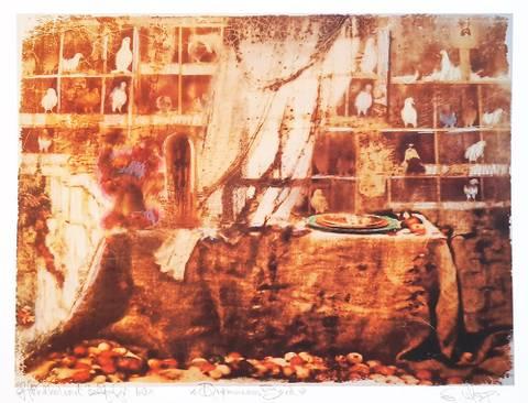Bilde av Drømmens Bord av Elisabet Werp