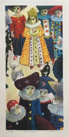 Bilde av Kommer prinsen av Dang Van Ty