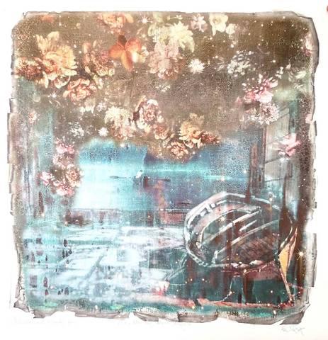Bilde av Vår - Atter nye blanke dager av Elisabet Werp