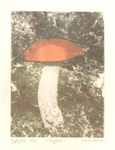 Bilde av August av Marie-Ann Mürer
