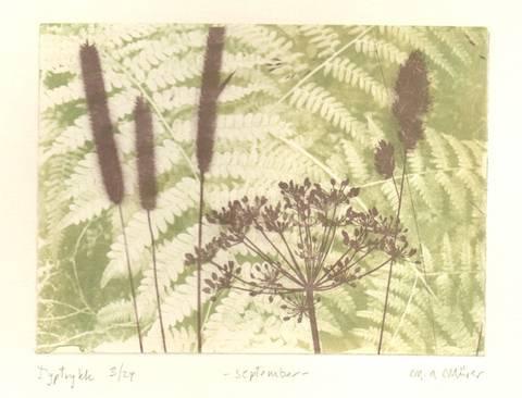 Bilde av September av Marie-Ann Mürer