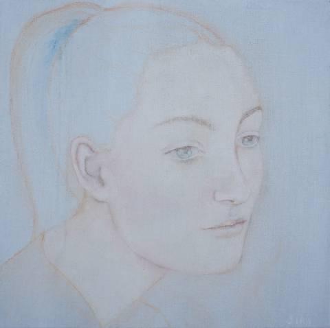 Bilde av Girl IV av June Sira