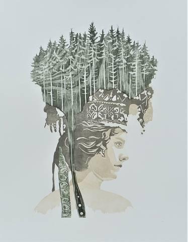 Bilde av Bærekraft av Ida Løkken