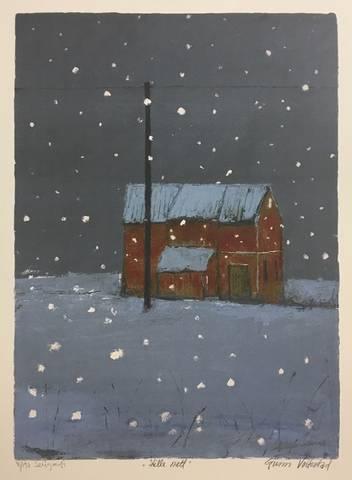 Bilde av Stille natt av Gunn Vottestad