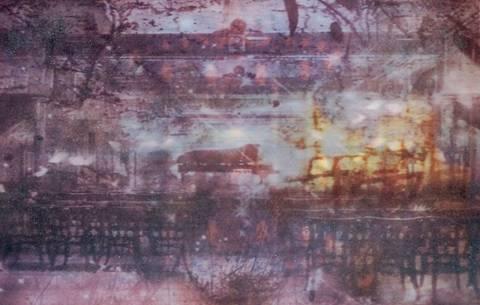 Bilde av Der glemselens musikk skal våkne (gul) av Elisabeth Werp