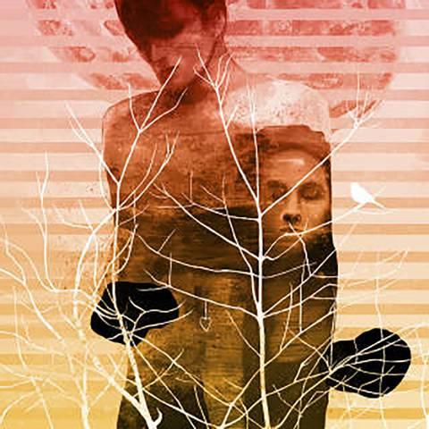 Bilde av Ghost av Rino Larsen