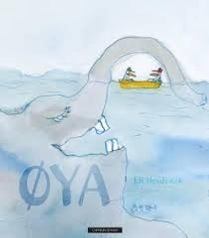 Bilde av Øya, bok av Eli Hovdenak