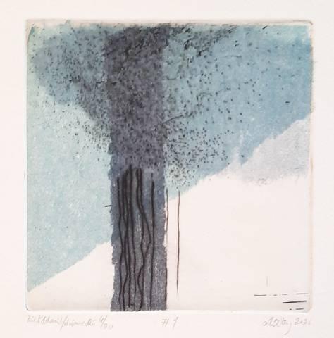 Bilde av #1 (blå) av Marianne Boberg