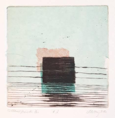 Bilde av #2 (blå/brun) av Marianne Boberg