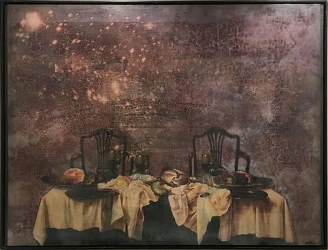 Bilde av Alltid der for deg, stor maleri av Elisabeth Werp