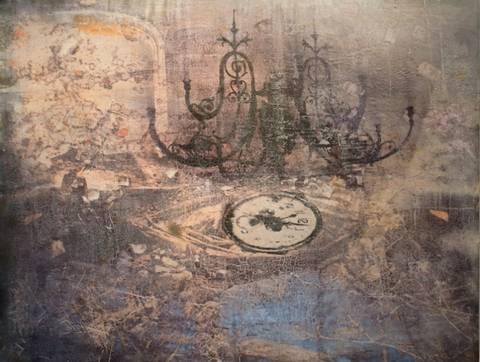 Bilde av Fra Lidenskapens Venteværelse II av Elisabeth Werp