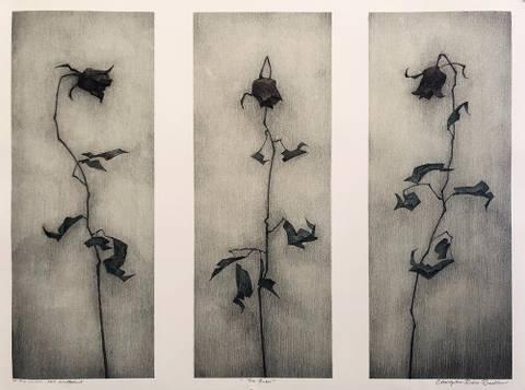 Bilde av Tre Roser av Christopher Rådlund