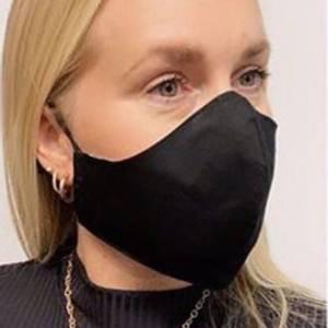 Bilde av Maske ikke medisinske, Black