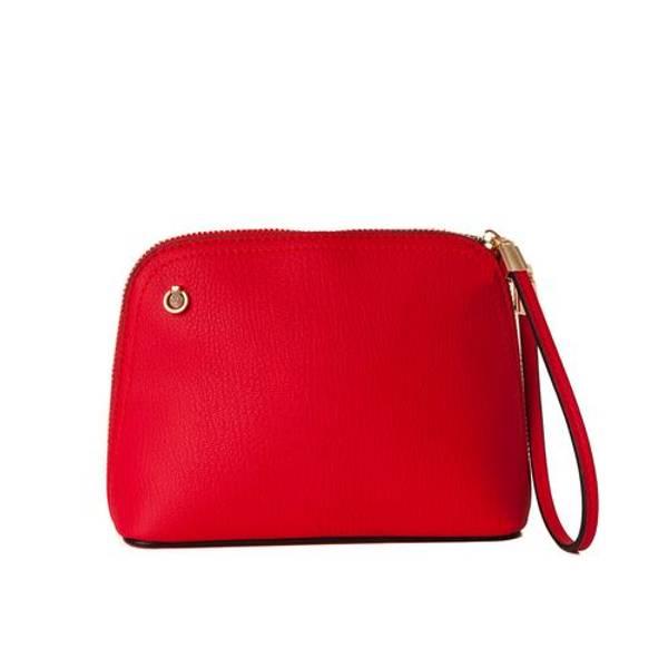 Amalie clutch rød
