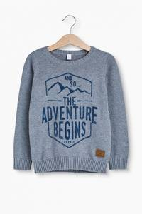 Bilde av Esprit, genser grå Adventure