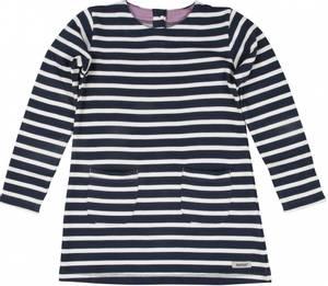 Bilde av Papfar, kjole LS stripete