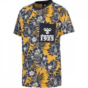 Bilde av Hummel, Albert t-shirt golden