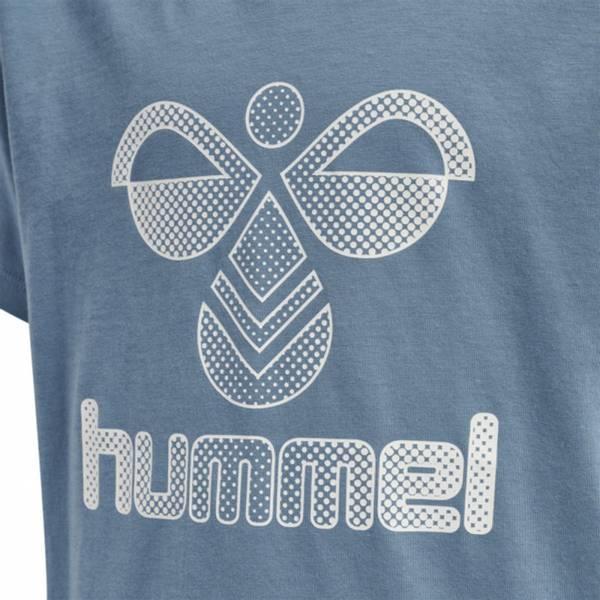Hummel Proud t-skjorte bluestone