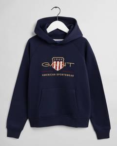 Bilde av Gant, archive shield hoodie