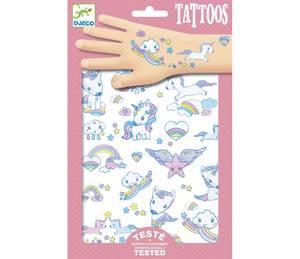 Bilde av Djeco, tatoveringer