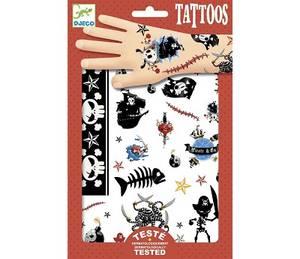 Bilde av Djeco, tatoveringer med
