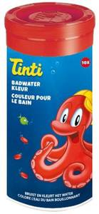 Bilde av Tinti, fargepatroner 10pk rød