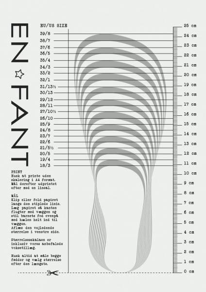EnFant, startersko navy