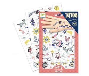 Bilde av Djeco, tatoveringer som lyser