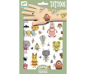 Bilde av Djeco, tatoveringer kule