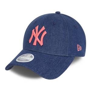 Bilde av New Era caps wash denim pink