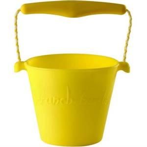 Bilde av Scrunch bucket pastel yellow
