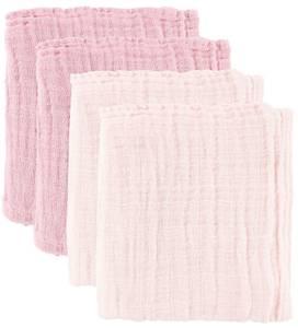 Bilde av Pippi, 4pk gulpekluter rosa