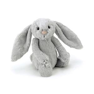 Bilde av Jellycat, kanin plysj silver