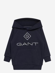 Bilde av Gant, lock up hoodie evening