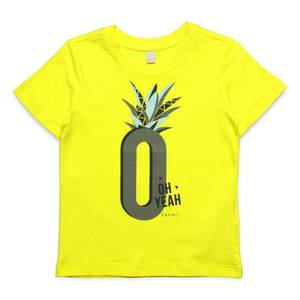 Bilde av Esprit, t-shirt bright yellow