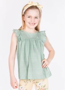 Bilde av Vilje & Ve, Lene top green