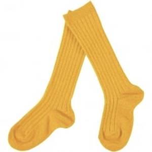 Bilde av Memini, knee socks ochre