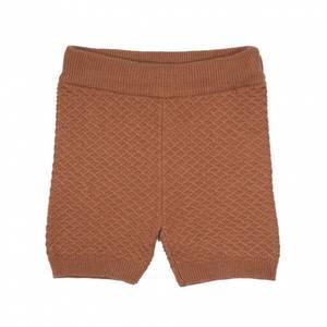 Bilde av Memini, Jim knit shorts amber