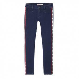 Bilde av Levis, jeans 710 m/stripe