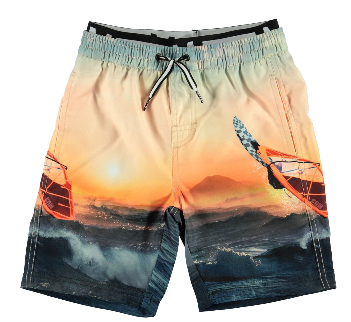 badeshorts neal point break