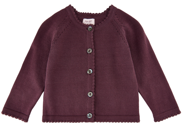 Bilde av Cardigan Basic light knit