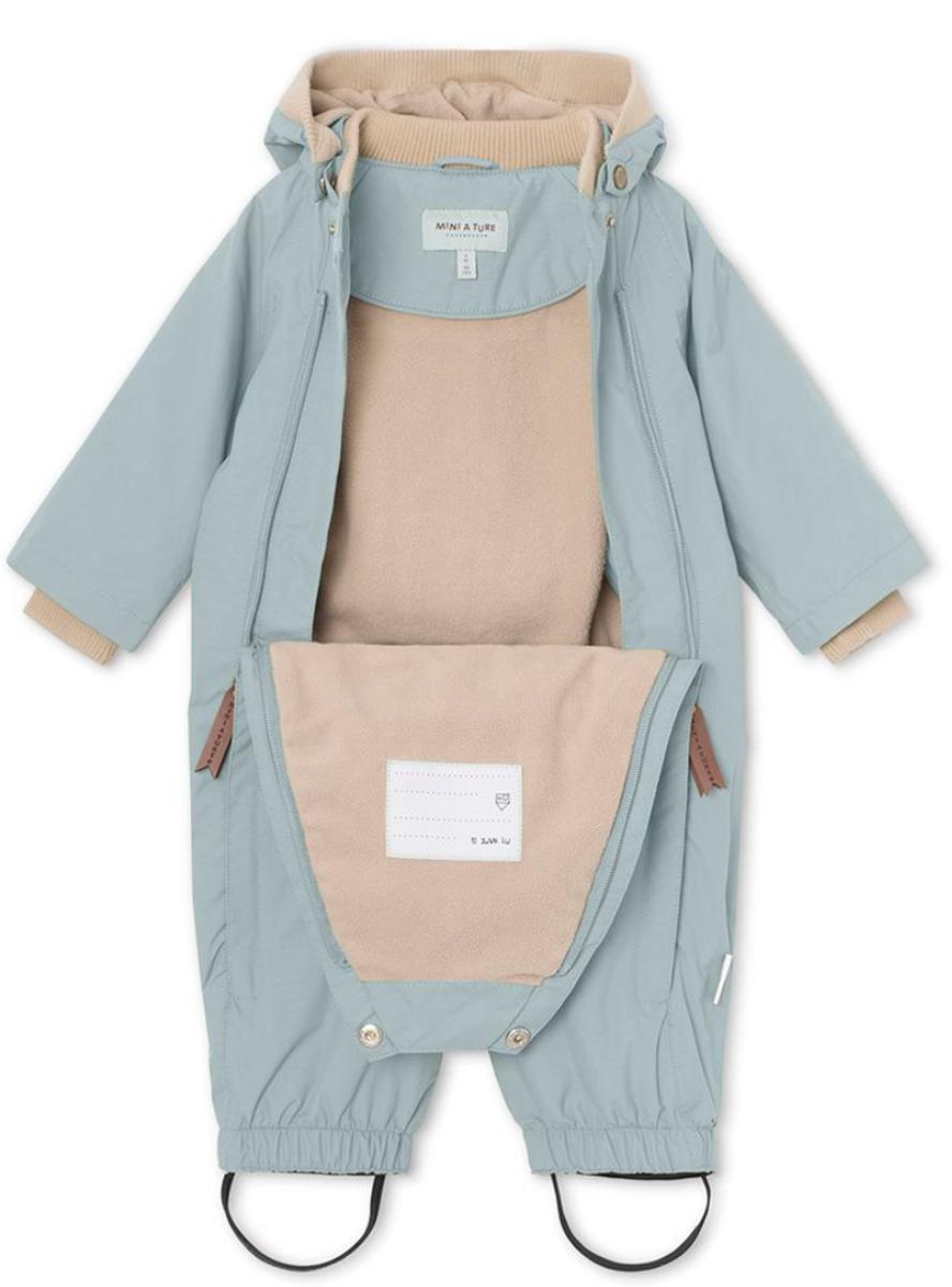 Dress Wisto slate blue