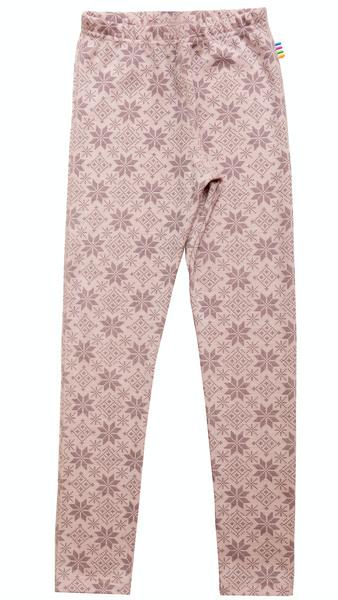 Bilde av leggings ull snøkrystall