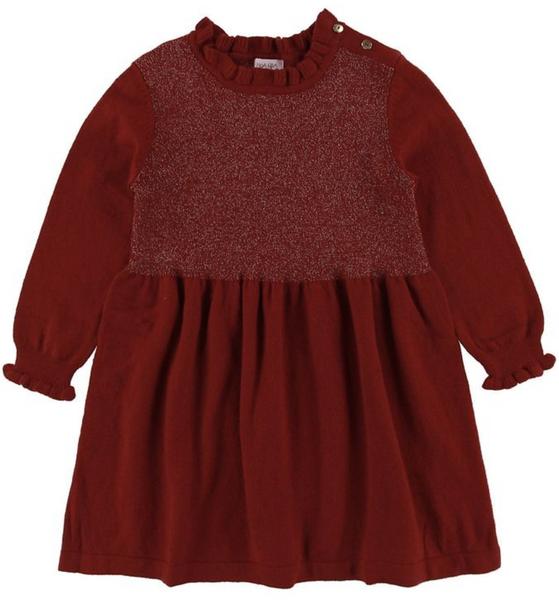 Bilde av kjole mini roots red dahlia