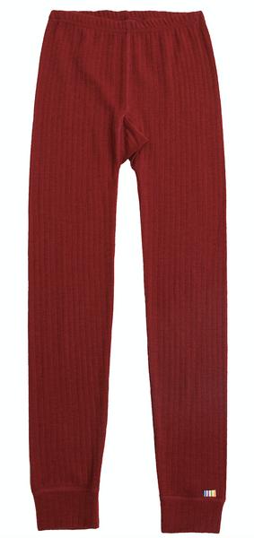 Bilde av leggings ull colorful burgund