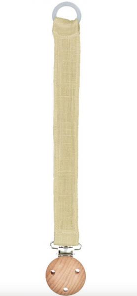 Bilde av Smokkesnor alo muslin grain