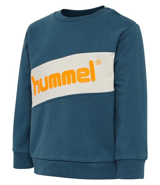 Bilde av genser clement majolica blue