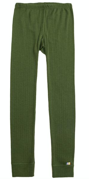 Bilde av leggings ull colorful oliven